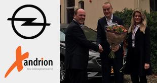 Nieuw raamcontract: Opel