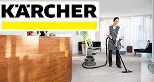 Nieuw raamcontract: Kärcher!