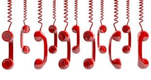 De telefoon staat roodgloeiend in Ede