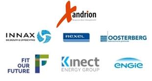 Xandrion start energie samenwerking