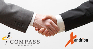 Compass Group neemt Xandrion over
